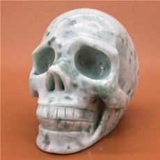 crystalhealing, skull, carvedskull, crystalstone