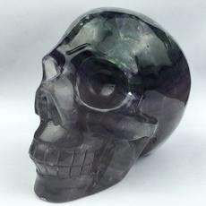 Decor, quartz, Natural, Skeleton