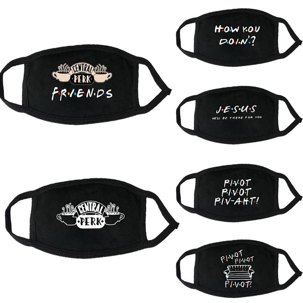 cute, Cotton, Outdoor, friendsmask