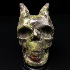 skullcollection, skull, dragonbloodjasperskull, handcarved
