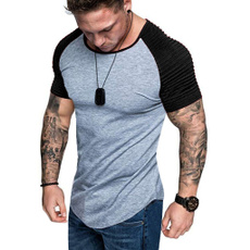o-neck, Men's Fashion, Sleeve, Fitness