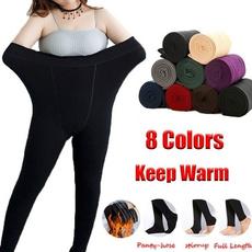 fashion women, Warm Leggings, Winter, Slim Leggings