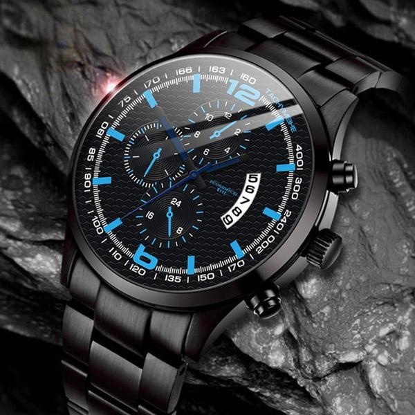 Fashion, Watch, Stainless Steel, wristwatch