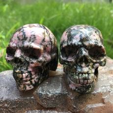 skullcollection, Decor, skull, handcarved