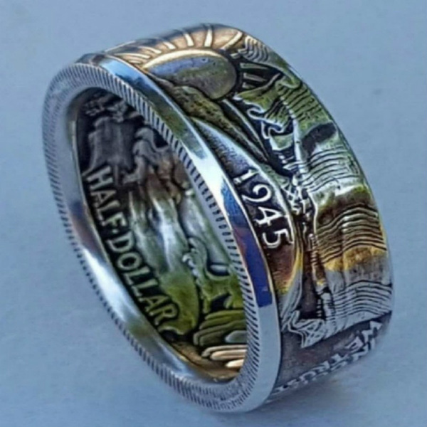 coinscollection, Goth, morganring, Jewelry