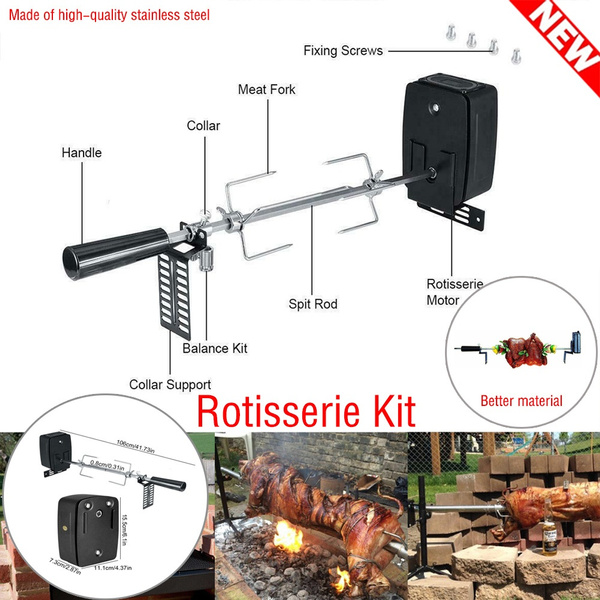 Grill, Cooking, Electric, bbqelectricmotor