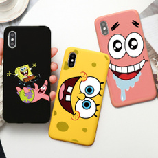 case, capinhaiphone11, iphone 5, Sponge Bob