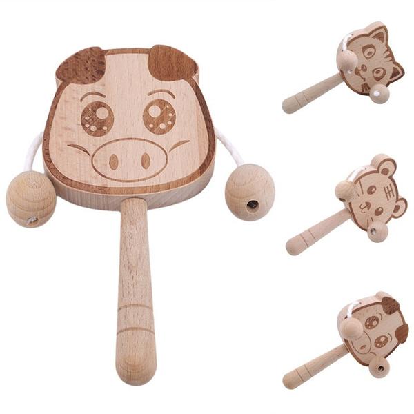 Wood, Toy, Chinese, unisex