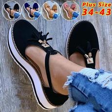 Flats, Tassels, Sandals, Women Sandals