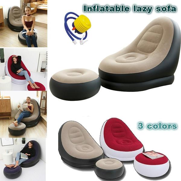 inflatablesofa, gardensofa, portable, Pvc