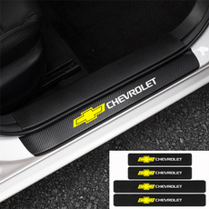 cardoorsill, Fiber, Door, Car Sticker