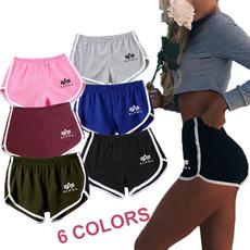 Summer, Shorts, Yoga, casualshort