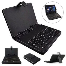 case, usbkeyboard, Tablets, leather