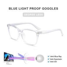 Blues, Computer glasses, unisex, lights