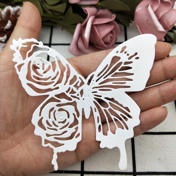 butterfly, Scrapbooking, diesscrapbooking, die