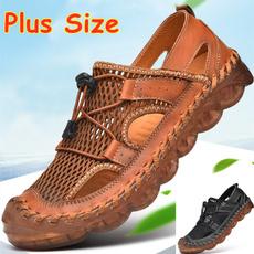 Summer, casualleathershoesmen, sandalsformen, Sports & Outdoors