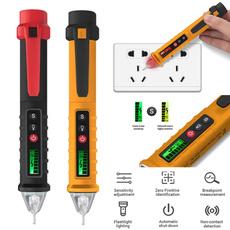 pencil, resistancetester, voltagedetector, digitalmultimeter