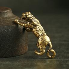 Antique, Copper, brassminiaturesfigurine, Home Decor
