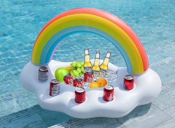 rainbow, Bar, Jewelry, Summer