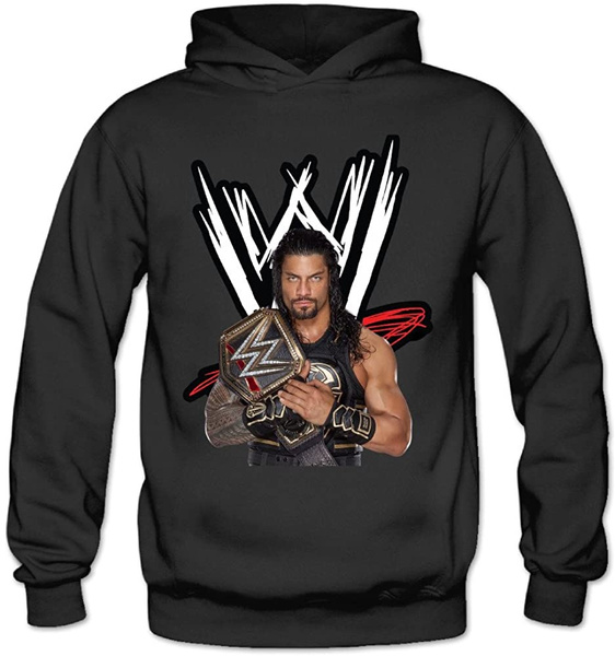 Roman, hooded, Champion, cottonhoodiepullover