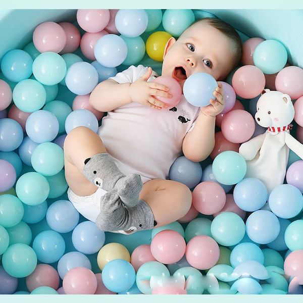 Toy, plasticball, secure, Colorful