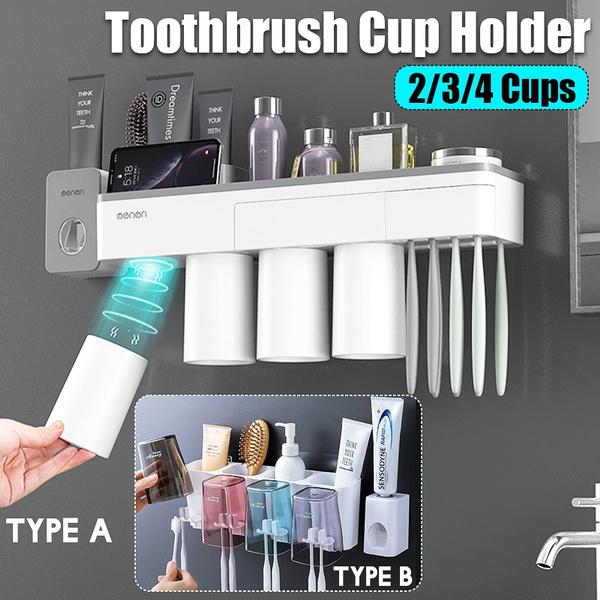 Toothbrush, Wall Mount, Bathroom Accessories, bathroomwallmount