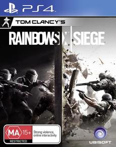 rainbow, clancy, tom, Playstation
