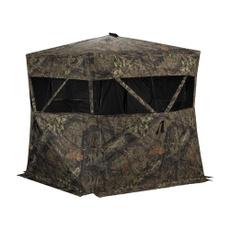 Hunting, camouflageblind, deerhuntingblind, Ground