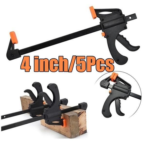 Heavy, woodworkingfclip, carpentryclamp, durablegrip