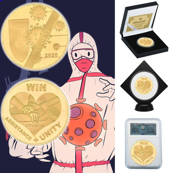 goldplated, medalcoin, Jewelry, Gifts