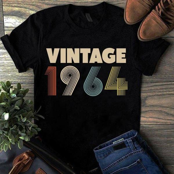 unisex, T Shirts, Fashion, year