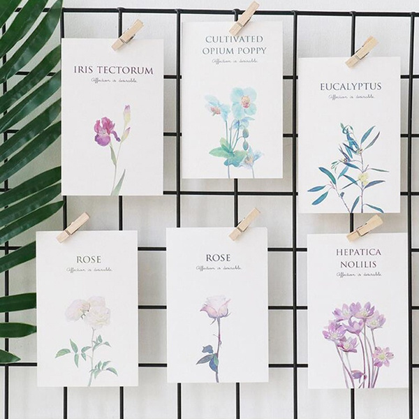 lettercard, writingpaper, Flowers, Christmas