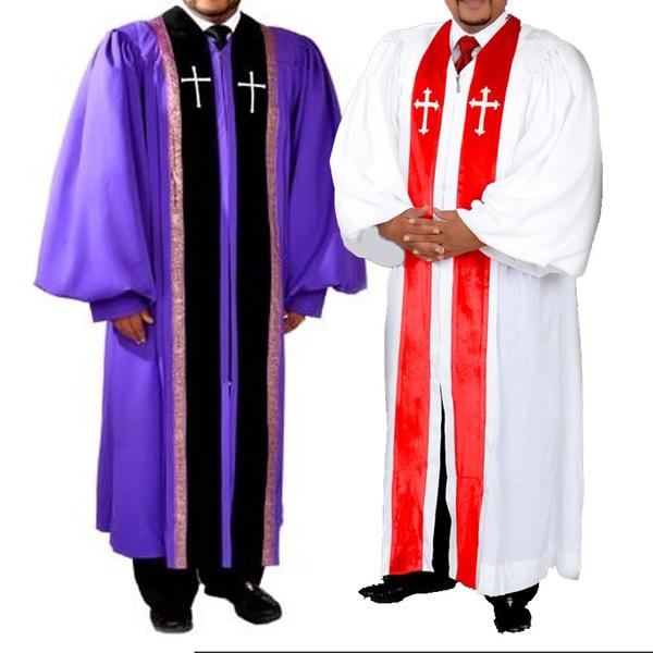 priestrobe, Fashion, clergyrobe, Sleeve