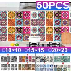 Home Decor, Waterproof, Stickers, Wallpaper