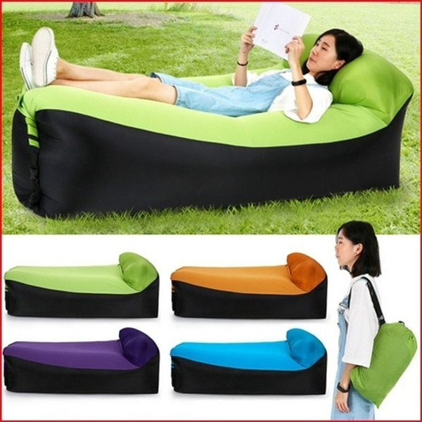Foldable, Outdoor, inflatablesleepingsofa, camping