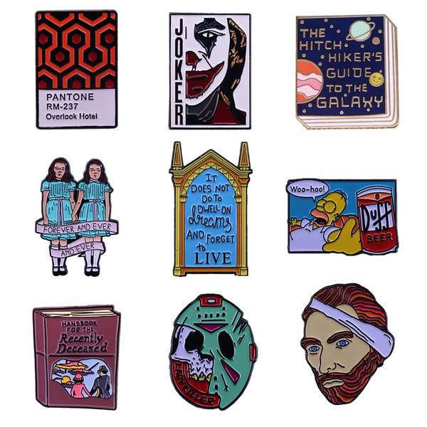 brooches, backpackpin, Jewelry, Pins