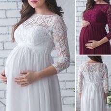 gowns, Fashion, pregnantdres, lacefloraldres