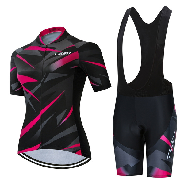 womensbikejersey, Fashion, Bicycle, Sports & Outdoors