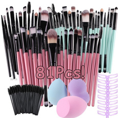 Eye Shadow, eyelashmakeupbrushe, Beauty, Cosmetic Brushes