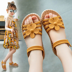girlsummersandal, Summer, babysandal, Baby Shoes