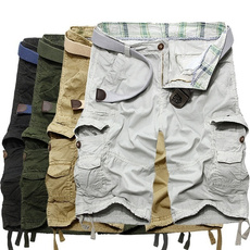 Poliéster, Shorts, sidepocket, Casual pants
