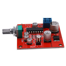 Microphone, poweramplifierboard, Electronic Components, pt2399