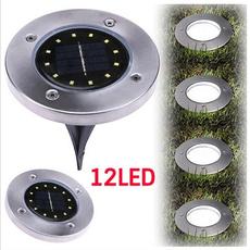 solarpowerlightsoutdoor, Steel, solarpowerlightbulbkit, Stainless Steel
