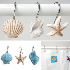 Shower, Bathroom, bathroomhooksandtoiletpaperholder, Beach