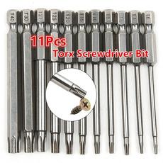 torxscrewdriverbit, hexshank, highqualitysteel, Electric
