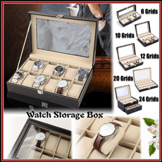 case, Box, watchstorage, Jewelry