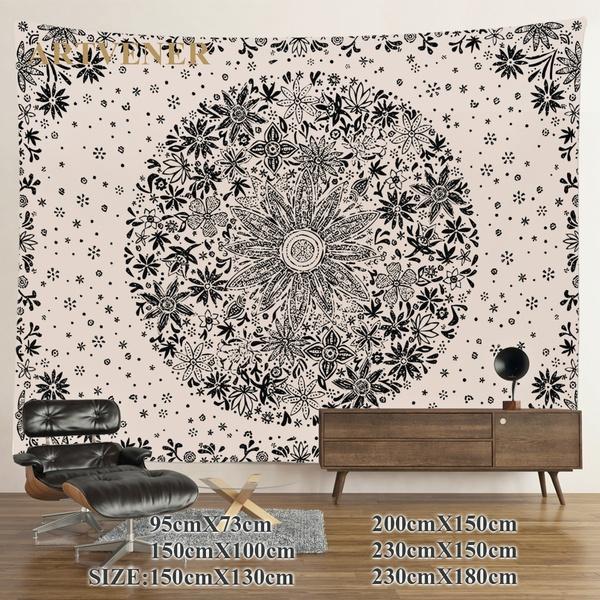 art, mandalatapestry, tapestryhippie, tapestrywalldecor
