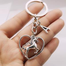 loversgift, heartkeyring, Key Chain, Jewelry