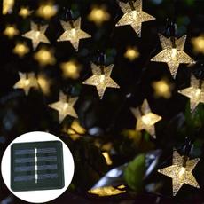 Outdoor, Star, Christmas, Waterproof