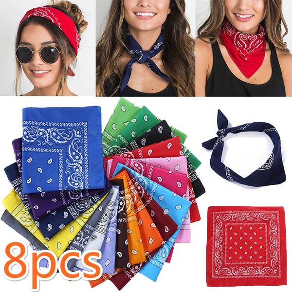 Fashion, Classics, bandanascarf, Pocket
